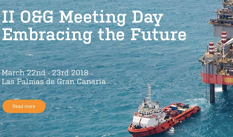 Oil and Gas Meeting Day